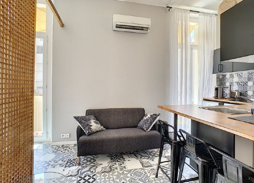 Appartement à vendre 20.76m2 à Cannes