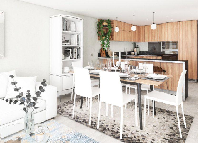 Appartement à vendre 94.62m2 à Cannes