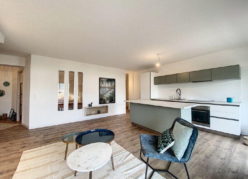 Appartement à vendre 63.12m2 à Cannes