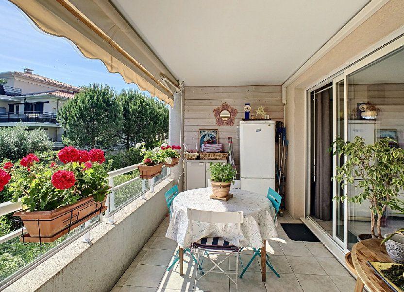 Appartement à vendre 45.1m2 à Cannes
