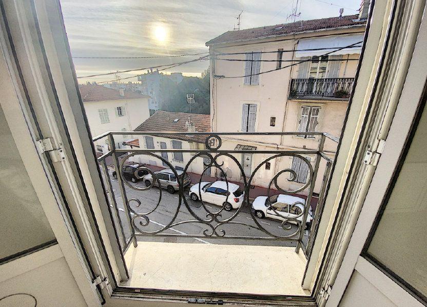 Appartement à vendre 44.71m2 à Cannes