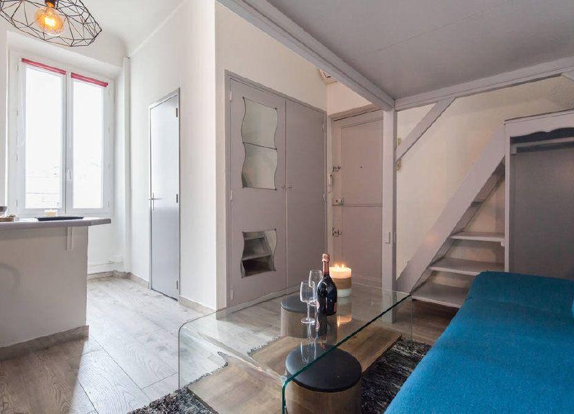 Appartement à vendre 18.85m2 à Cannes