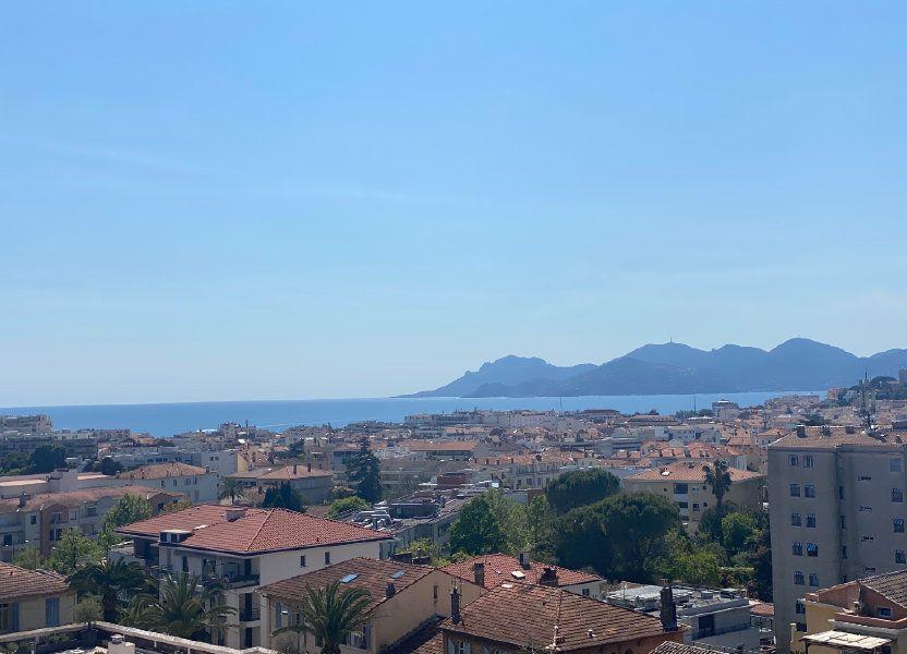 Appartement à vendre 58.26m2 à Cannes