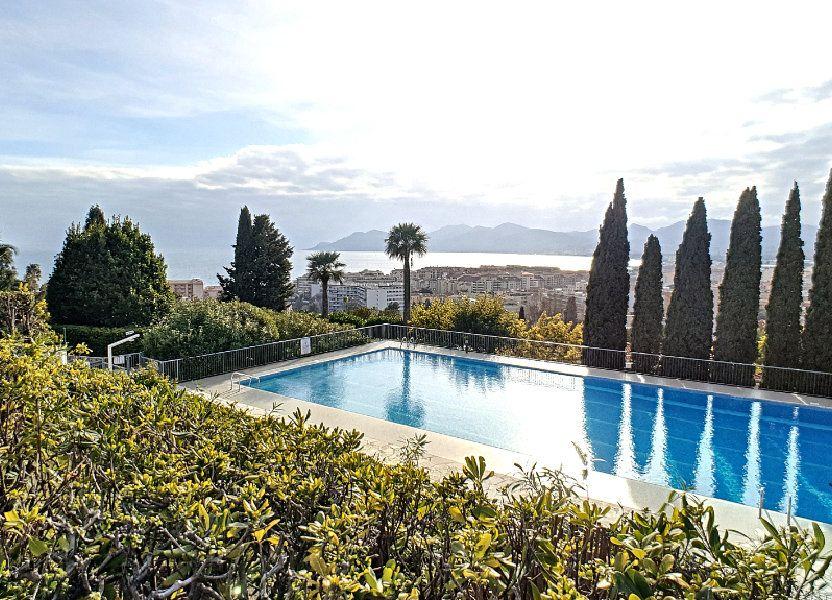 Appartement à vendre 97.24m2 à Cannes