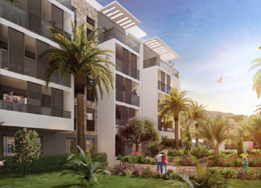 Appartement à vendre 65.05m2 à Le Cannet