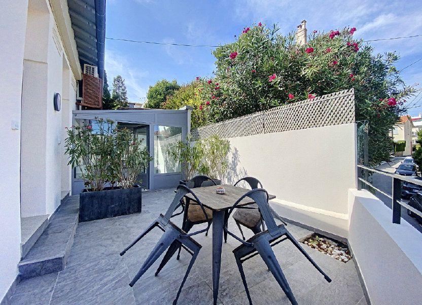 Appartement à vendre 60.81m2 à Cannes