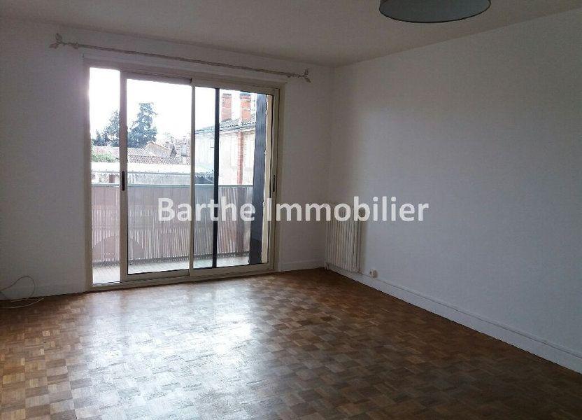 Appartement à louer 70m2 à Gaillac