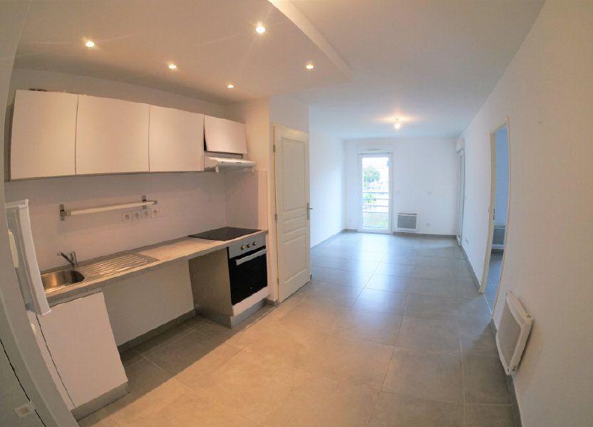 Appartement à louer 53.94m2 à Marseille 5