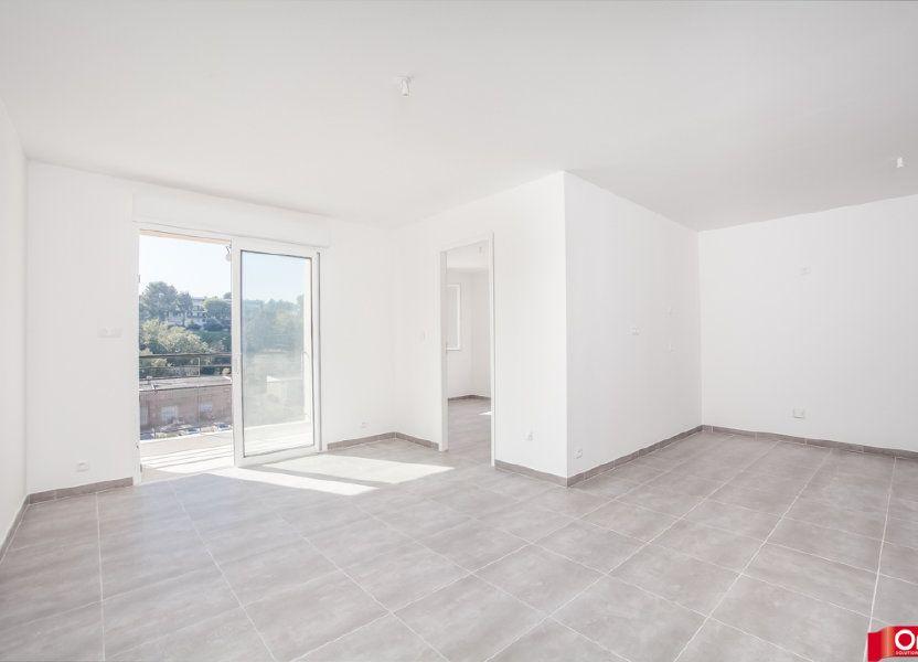 Appartement à vendre 56m2 à Marseille 13