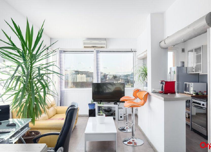 Appartement à vendre 52m2 à Marseille 14