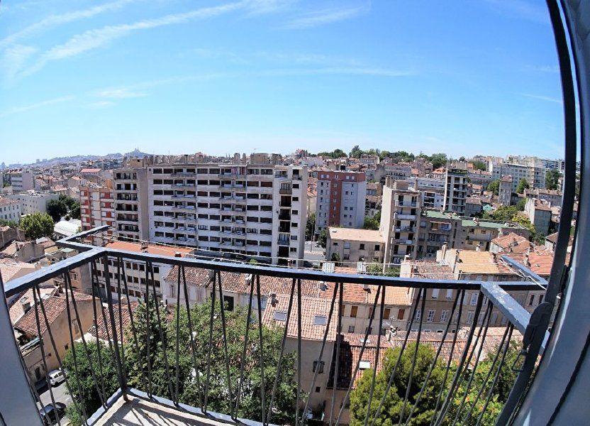 Appartement à louer 48m2 à Marseille 4