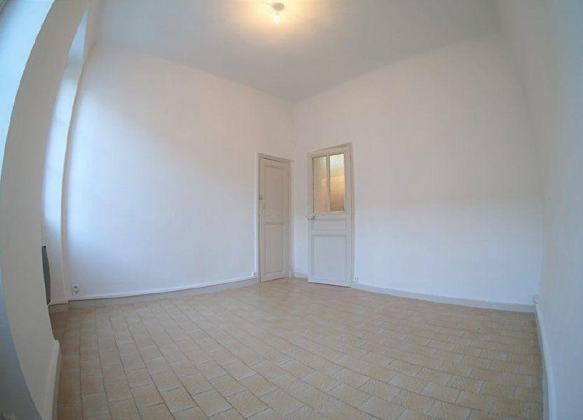 Appartement à louer 37m2 à Marseille 4