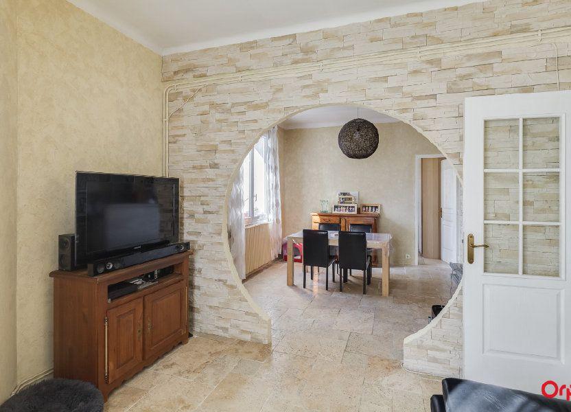 Appartement à vendre 82.92m2 à Marseille 3
