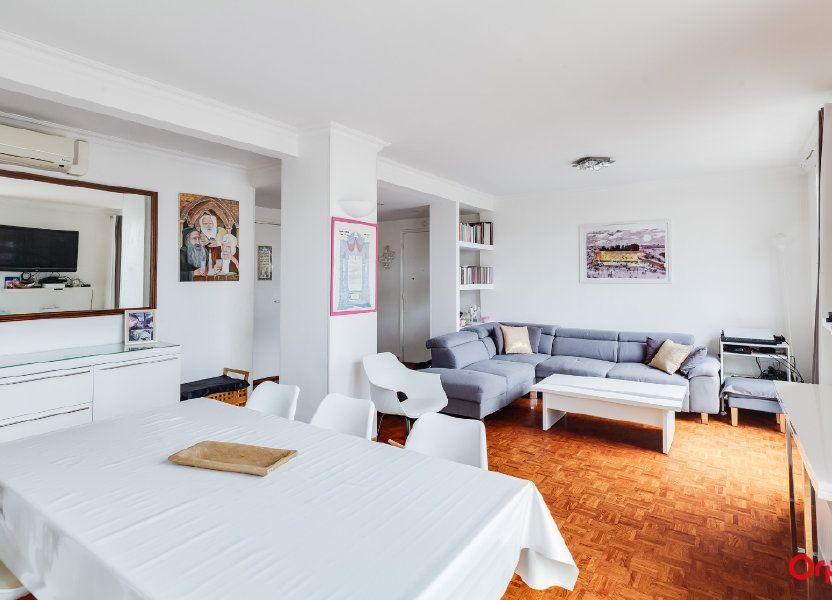 Appartement à vendre 85m2 à Marseille 4