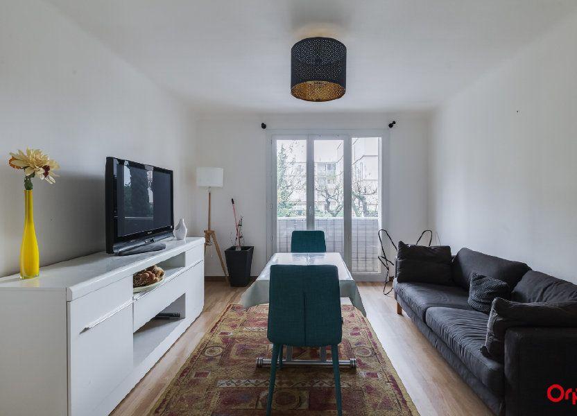 Appartement à vendre 63.41m2 à Marseille 4