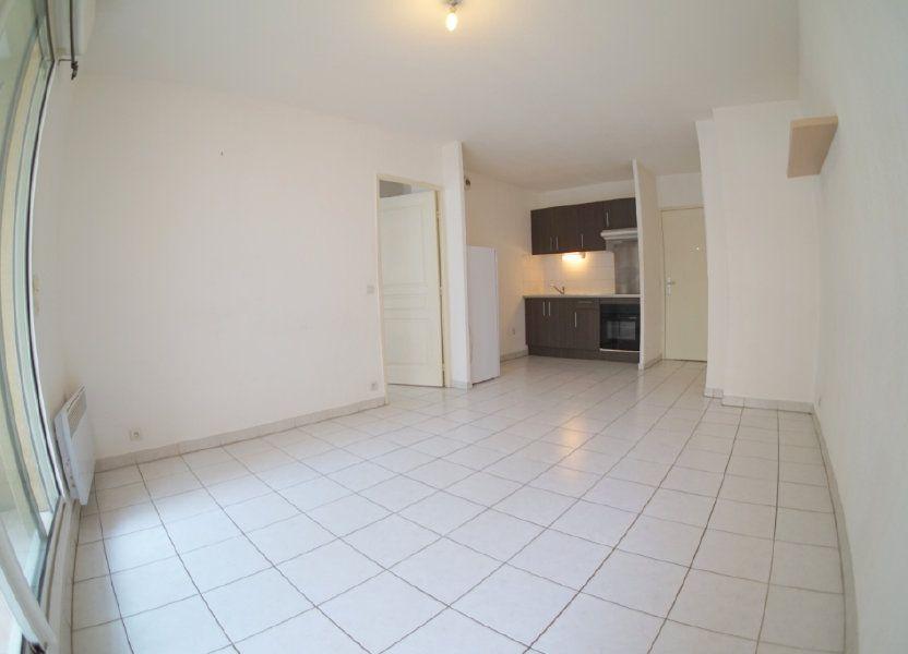 Appartement à vendre 38m2 à Marseille 5