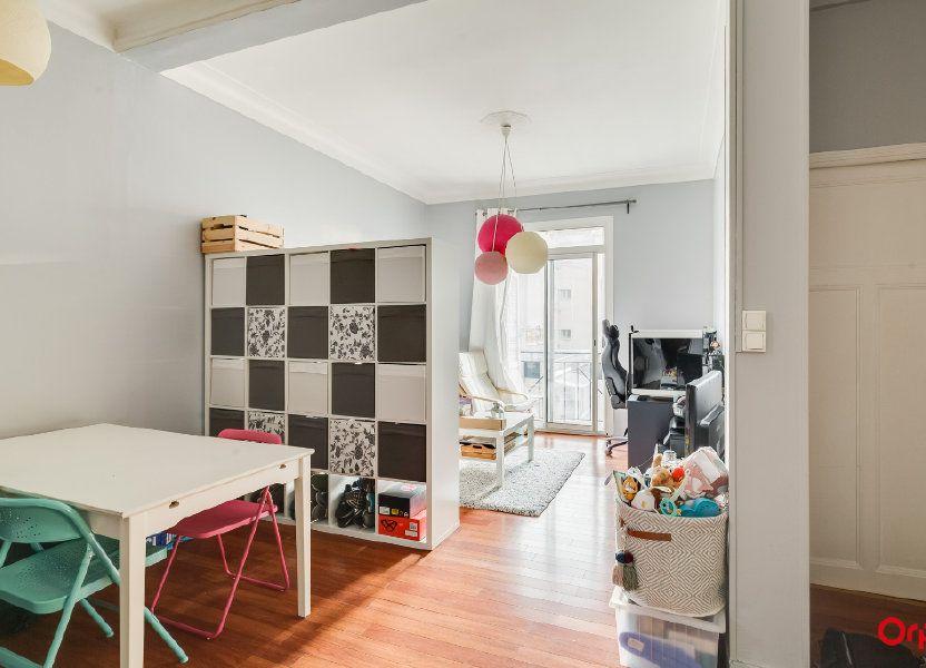 Appartement à vendre 51.55m2 à Marseille 4