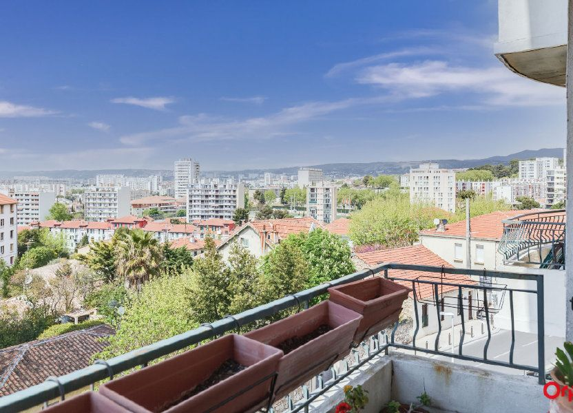Appartement à louer 91m2 à Marseille 4