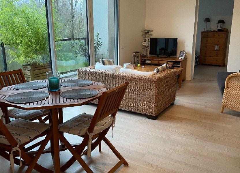 Appartement à vendre 70m2 à Bordeaux