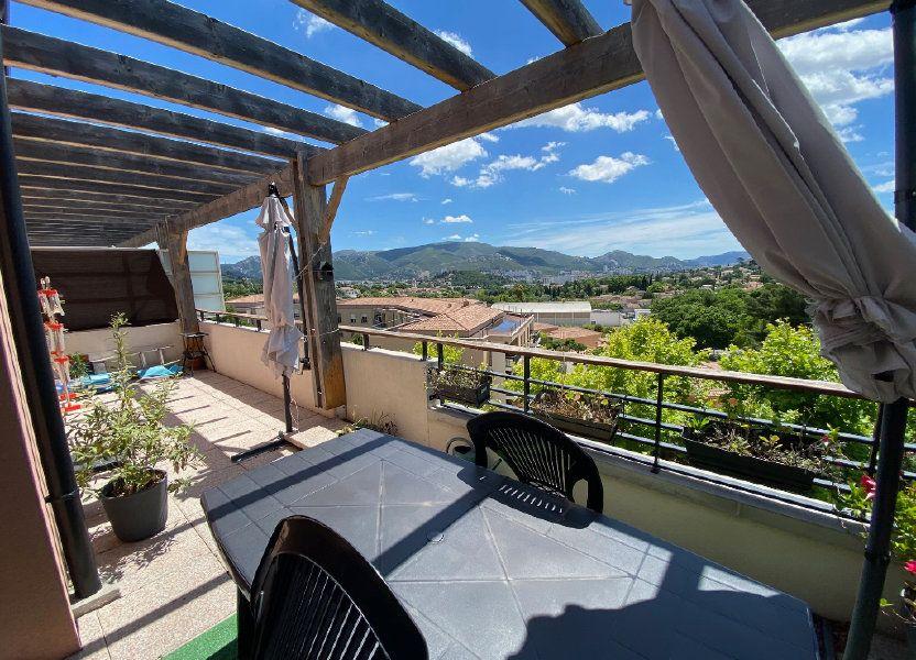 Appartement à vendre 58m2 à Marseille 12