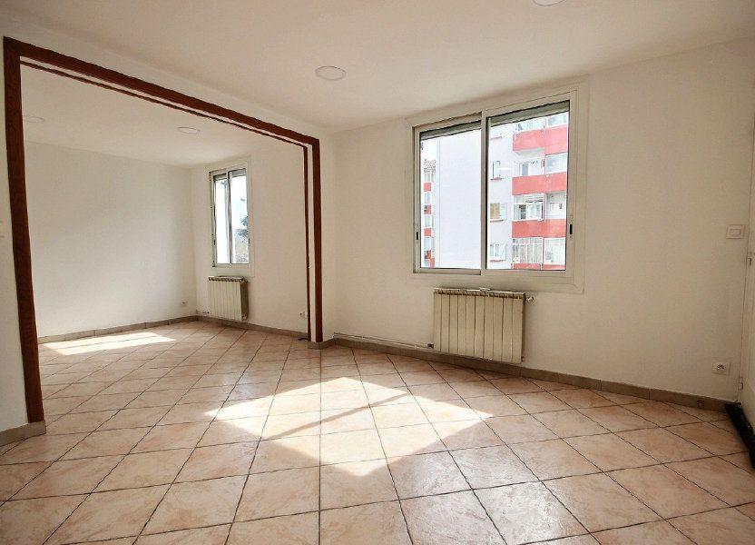 Appartement à louer 40.96m2 à Marseille 4