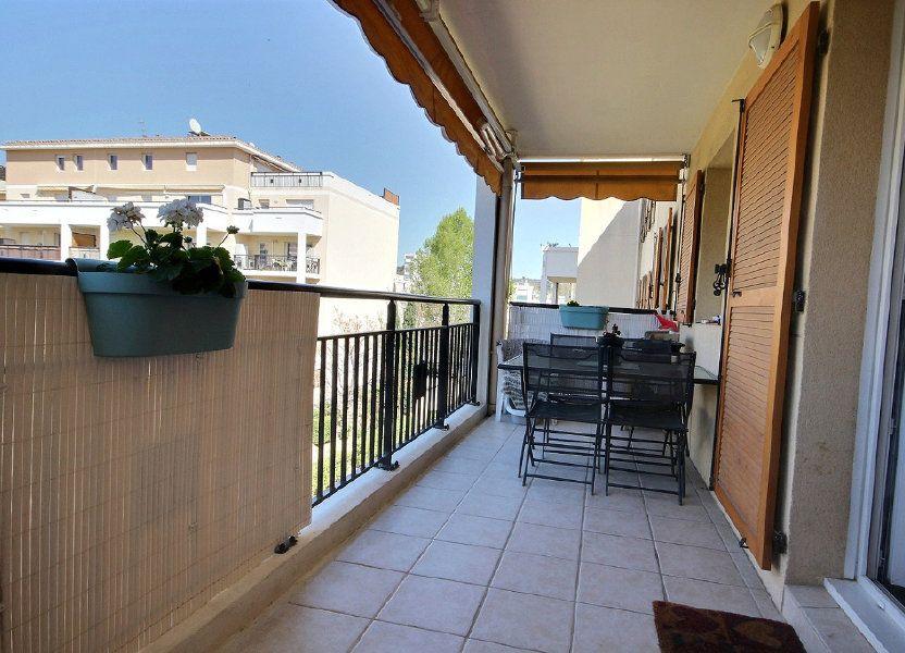 Appartement à louer 46.66m2 à Marseille 11