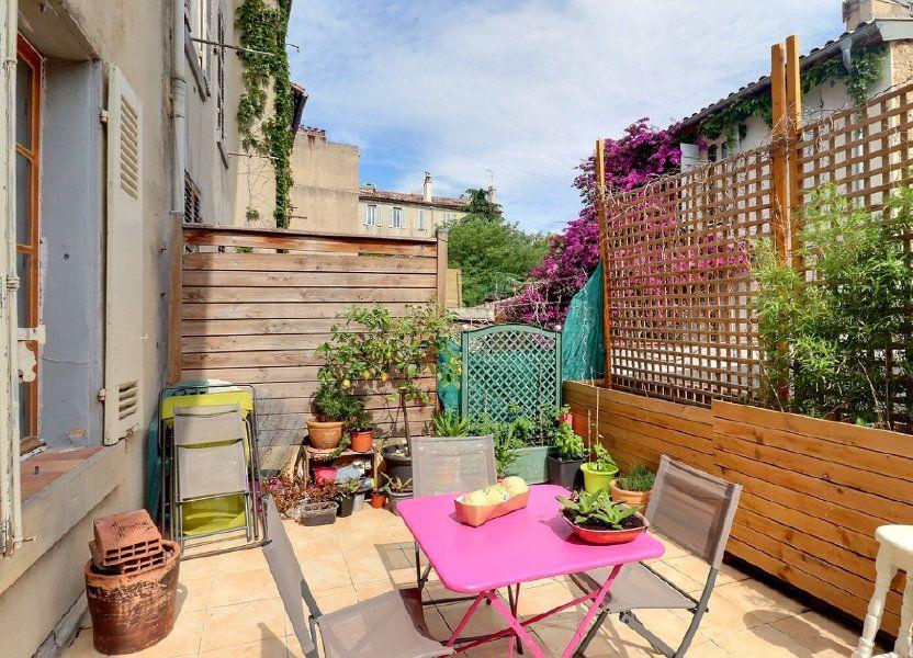 Appartement à vendre 39.09m2 à Marseille 5