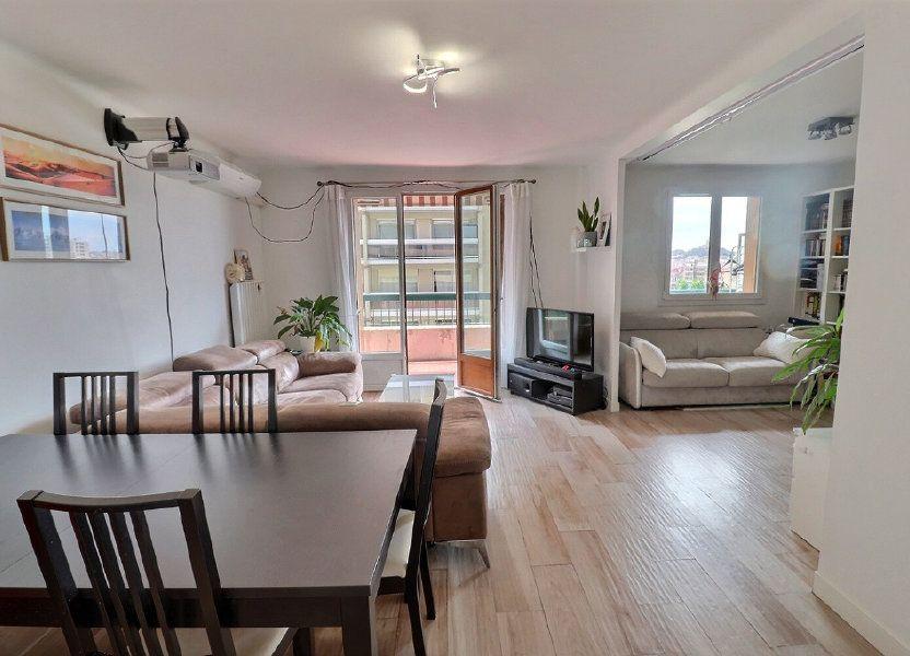 Appartement à vendre 78m2 à Marseille 1