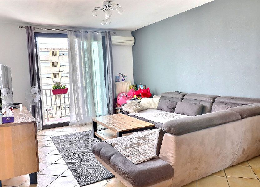 Appartement à vendre 78m2 à Marseille 4