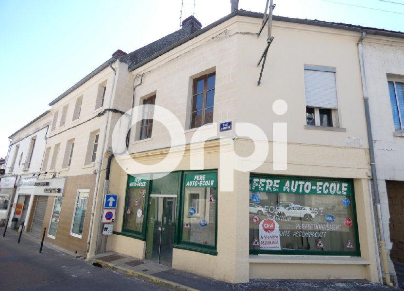 Immeuble à vendre 207m2 à Fère-en-Tardenois