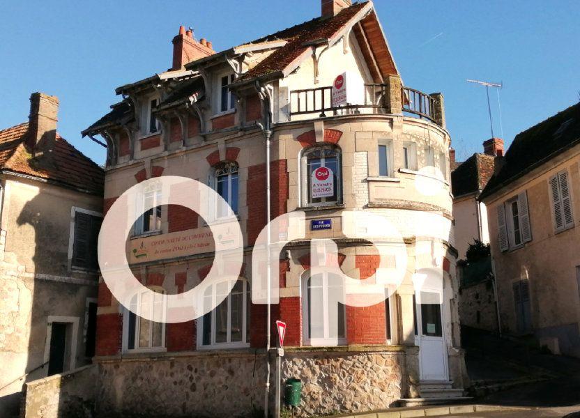 Maison à vendre 179m2 à Oulchy-le-Château