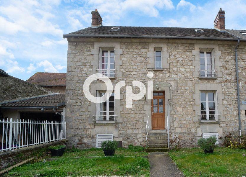 Maison à vendre 108m2 à Faverolles