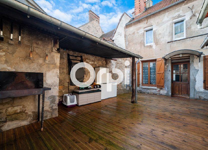 Maison à vendre 102m2 à Oulchy-le-Château