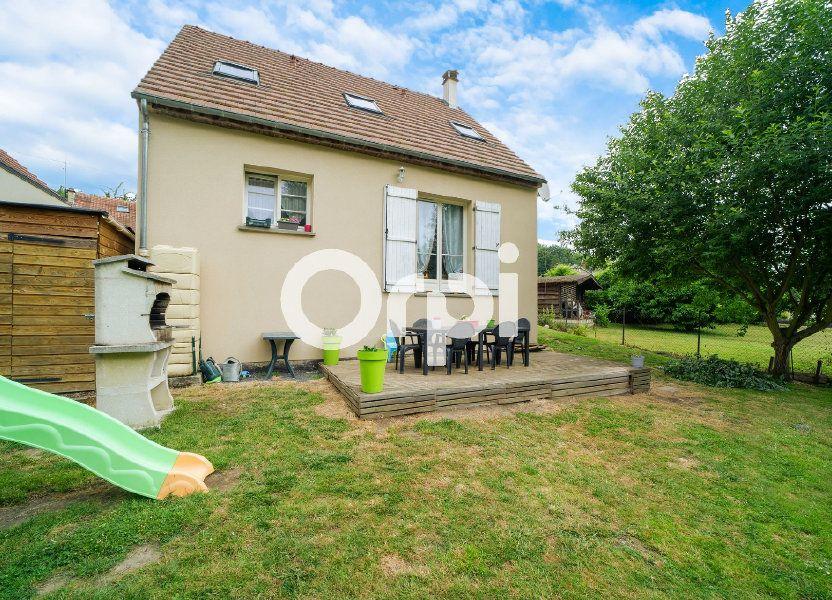 Maison à vendre 80m2 à Vauxrezis