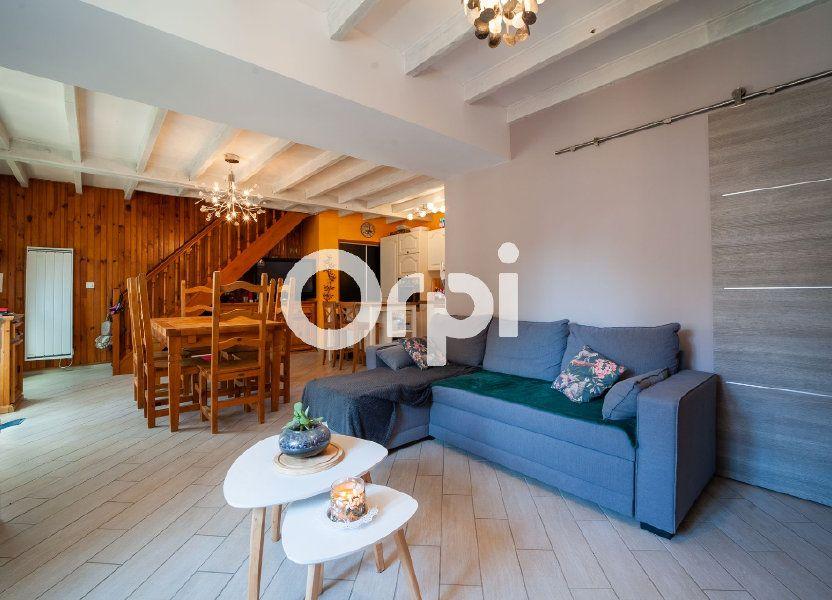Maison à vendre 94m2 à Sermoise