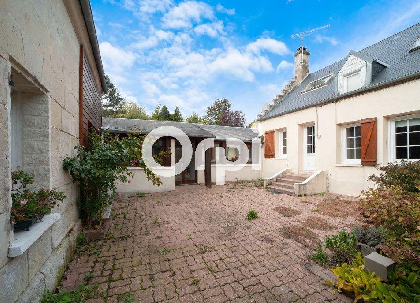 Maison à vendre 108m2 à Ciry-Salsogne