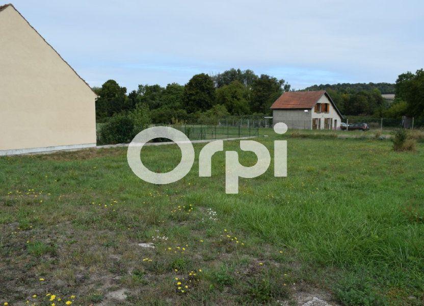 Terrain à vendre 567m2 à Presles-et-Boves