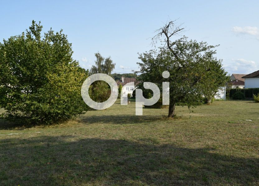 Terrain à vendre 1066m2 à Billy-sur-Aisne