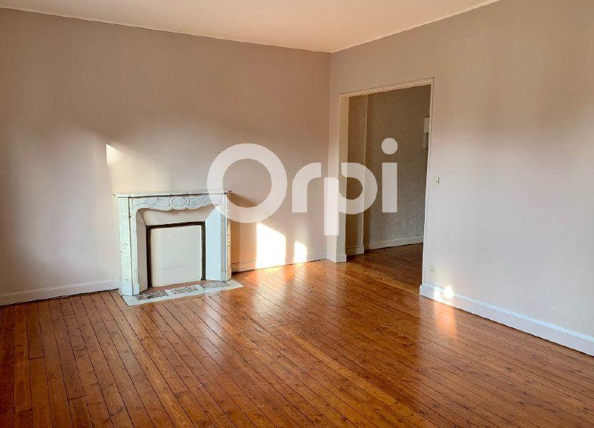 Appartement à louer 44.47m2 à Soissons