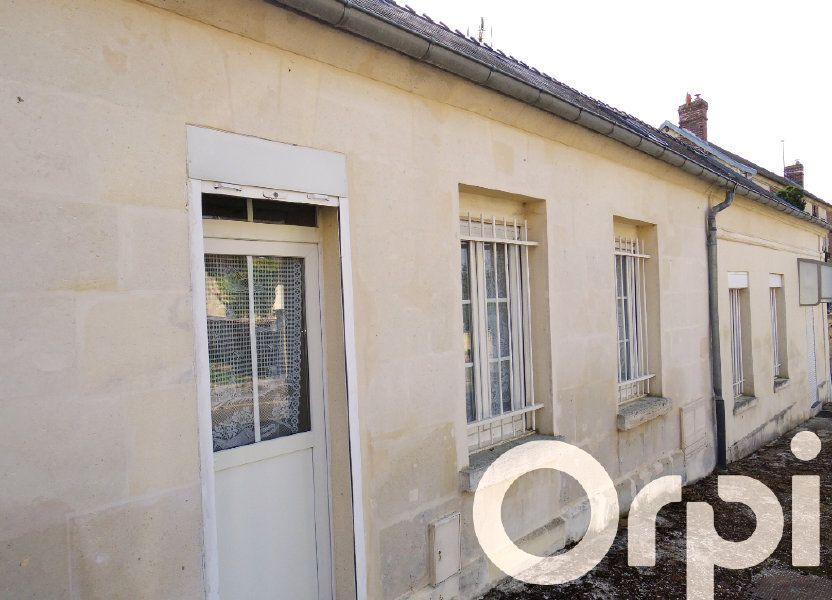 Maison à vendre 75m2 à Faverolles