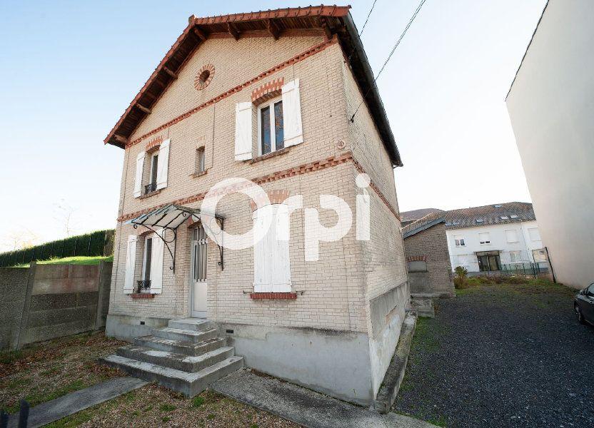 Maison à vendre 120m2 à Soissons