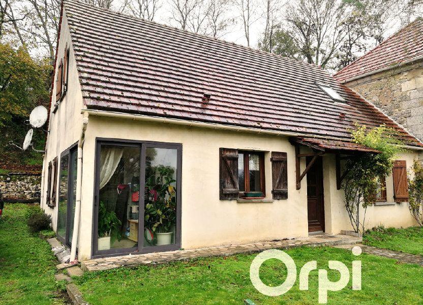 Maison à vendre 110m2 à Maast-et-Violaine