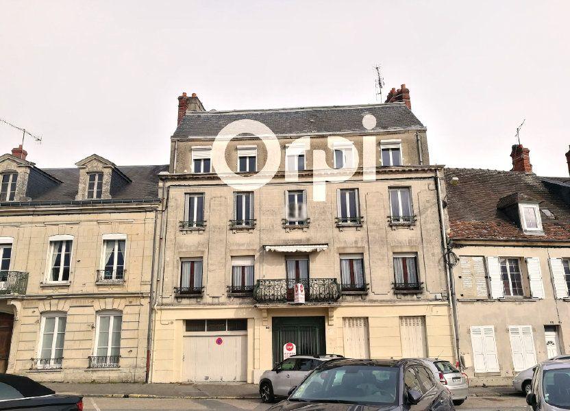 Immeuble à vendre 400m2 à Fère-en-Tardenois