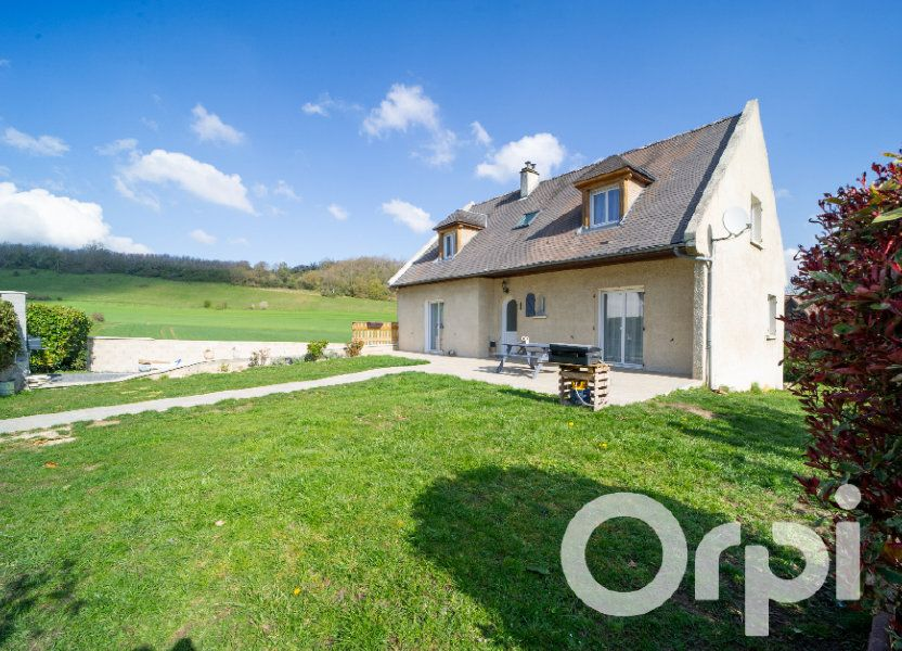 Maison à vendre 153m2 à Leuilly-sous-Coucy
