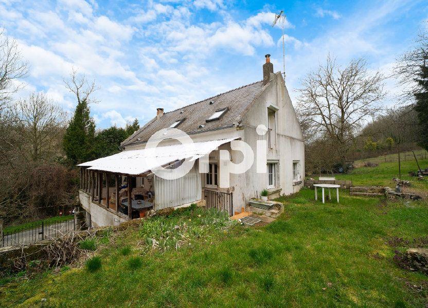 Maison à vendre 88m2 à Serches