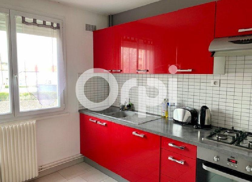 Appartement à louer 50m2 à Soissons
