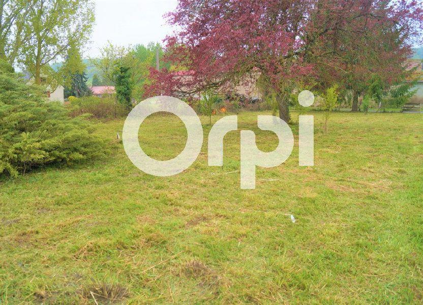 Terrain à vendre 1062m2 à Braye-en-Laonnois