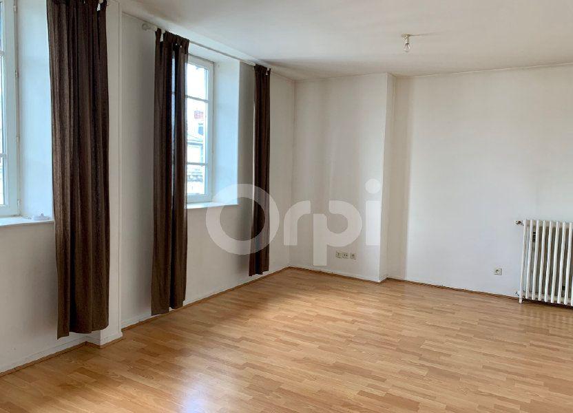 Appartement à louer 42.87m2 à Soissons