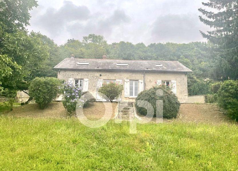 Maison à louer 112.74m2 à Saconin-et-Breuil
