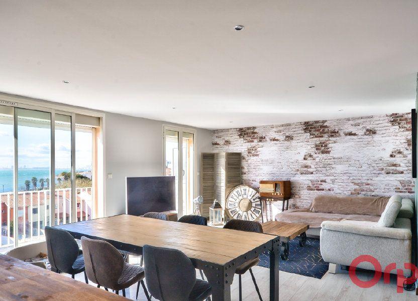 Appartement à vendre 70m2 à Port-de-Bouc